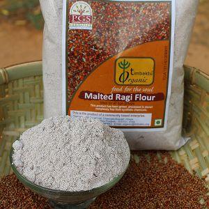 Malted Ragi Flour