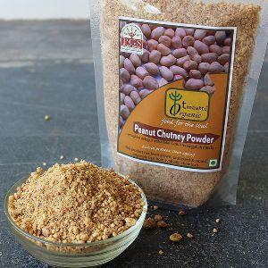 Peanut Chutney Powder