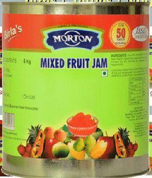 Morton 4kg Mixed Fruit Jam