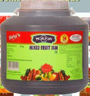 Morton 5kg Mixed Fruit Jam