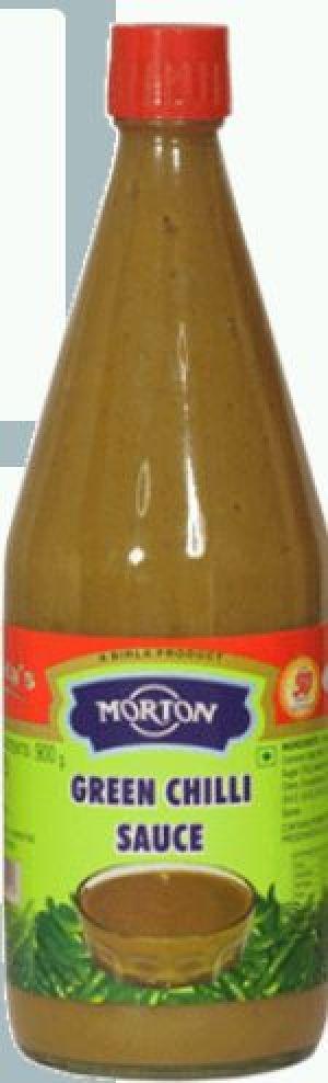 Morton 900gm Green Chilli Sauce