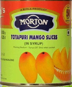Morton Totapuri Mango Slices
