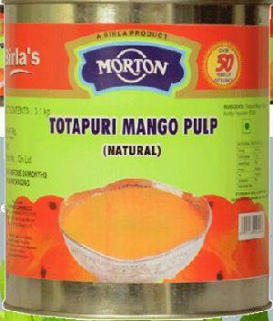Morton Totapuri Natural Mango Pulp