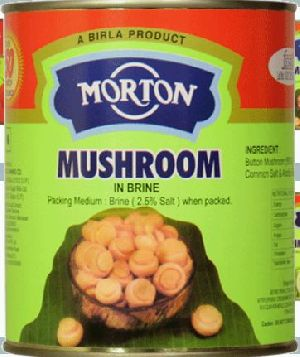 Morton Whole Mushrooms
