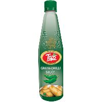 Green Chilli culinary sauce