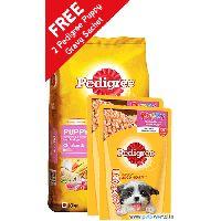 10 Kg Pedigree Meat Rice Dog Food