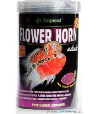 Tropical Flower Horn Fish Food 380 gms