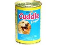 Cuddle Doggie Dog Food