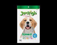 JerHigh Spinach dog food
