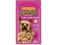 Pedigree Chicken Chunks Gravy Puppy Food