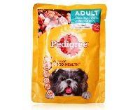 Pedigree Home Style Chicken Liver Chunks Flavour Gravy Dog..