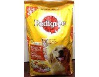 Pedigree Meat Vegetable Adult Dog Food