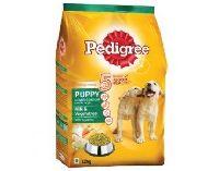 Pedigree Puppy Milk Vegetables Dry Dog Food