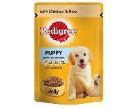 Pedigree Puppy Pouch Food