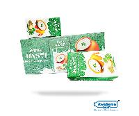 Amul Masti Spiced Buttermilk 1 Litre ,12 Packets
