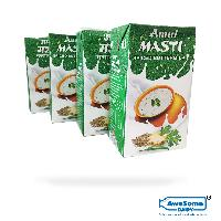 Amul Masti Spiced Buttermilk 1 litre,4 Packets