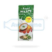 Amul Masti Spiced Buttermilk 180ml,5 Packets