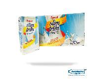 Amul Slim n Trim Skimmed Milk 1 litre,12 Packets
