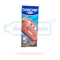 Danone Milkshake Chocolate 180ml Cars