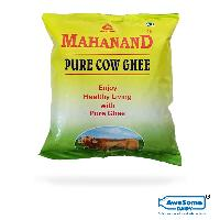 Mahanand Pure Cow Ghee 500ml Pouch