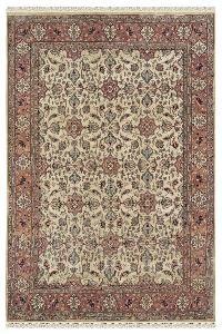 Kashan pooran handmade carpet