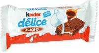 Kinder Delice Chocolate Bar