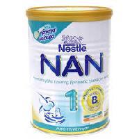 NAN Nestle Baby milk.