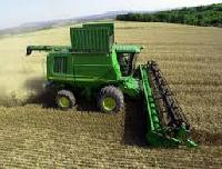 Agriculture Harvester Machine