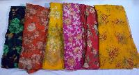 Soft Synthetic Sarees