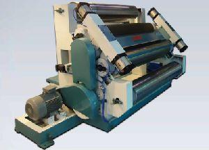 Pneumatic Controlled Corrugation Machine