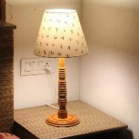 Wood Based Lamp Shade