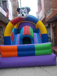Mickey Mouse Bouncy Inflatable Castle