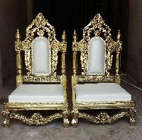 (WA0332) Wedding Chair