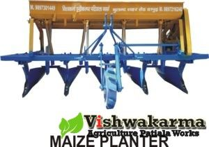 Multi Crop Maize Planter