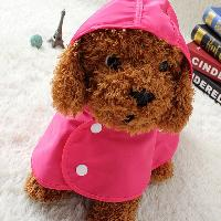 Pet Dog Raincoat