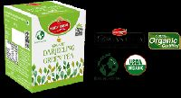 Certified Organic Darjeeling Green Tea