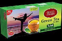Good Morning Green Tea Tulsi Tea Bags