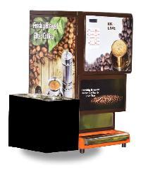 Dust Tea Vending Machine