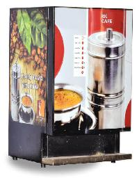 Fresh Milk Tea Vending Machine