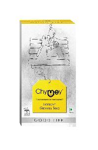 Chymey Lemon Green Tea Bags