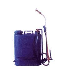Plastic Knapsack Sprayer