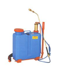 Plastic Knapsack Sprayer Super