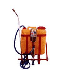 Plastic Knapsack Sprayer With Battery