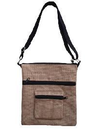 Jute Natural Colour Sling Bag