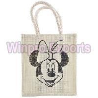 Jute Mini Bag