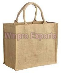 Jute Plain Shopping Bag