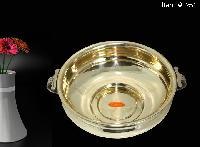 Plain Brass Urli