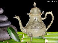 Embossed Tea Kettle