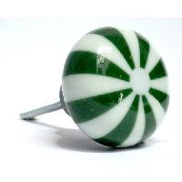 Resin  melon door knob