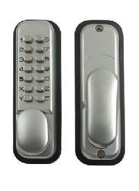 Push Button Lock